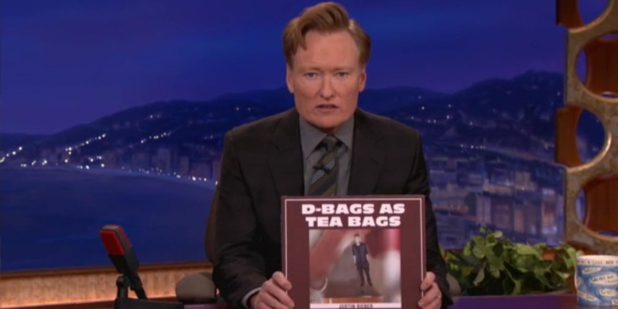 conan finds the funniest coffee table books that didn't sell