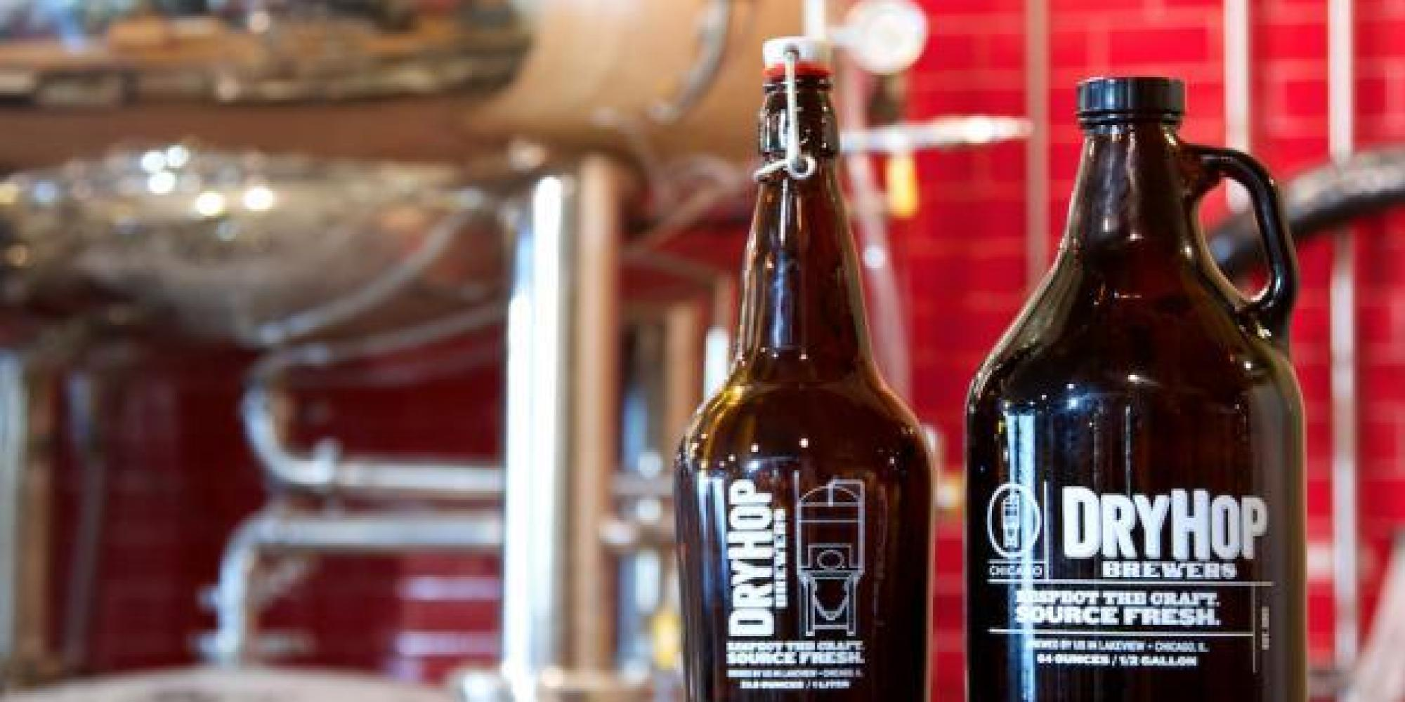 Craft beer boom embraced in chicago 39 s neighborhoods huffpost for Japan craft beer association