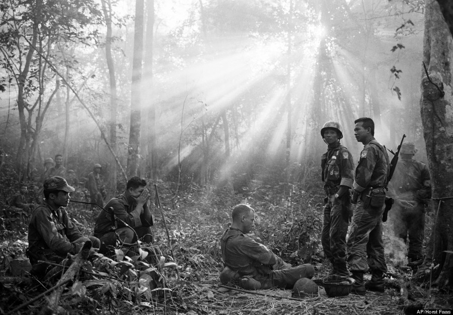 vietnam war associated press book photography