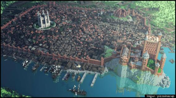 kings landing minecraft