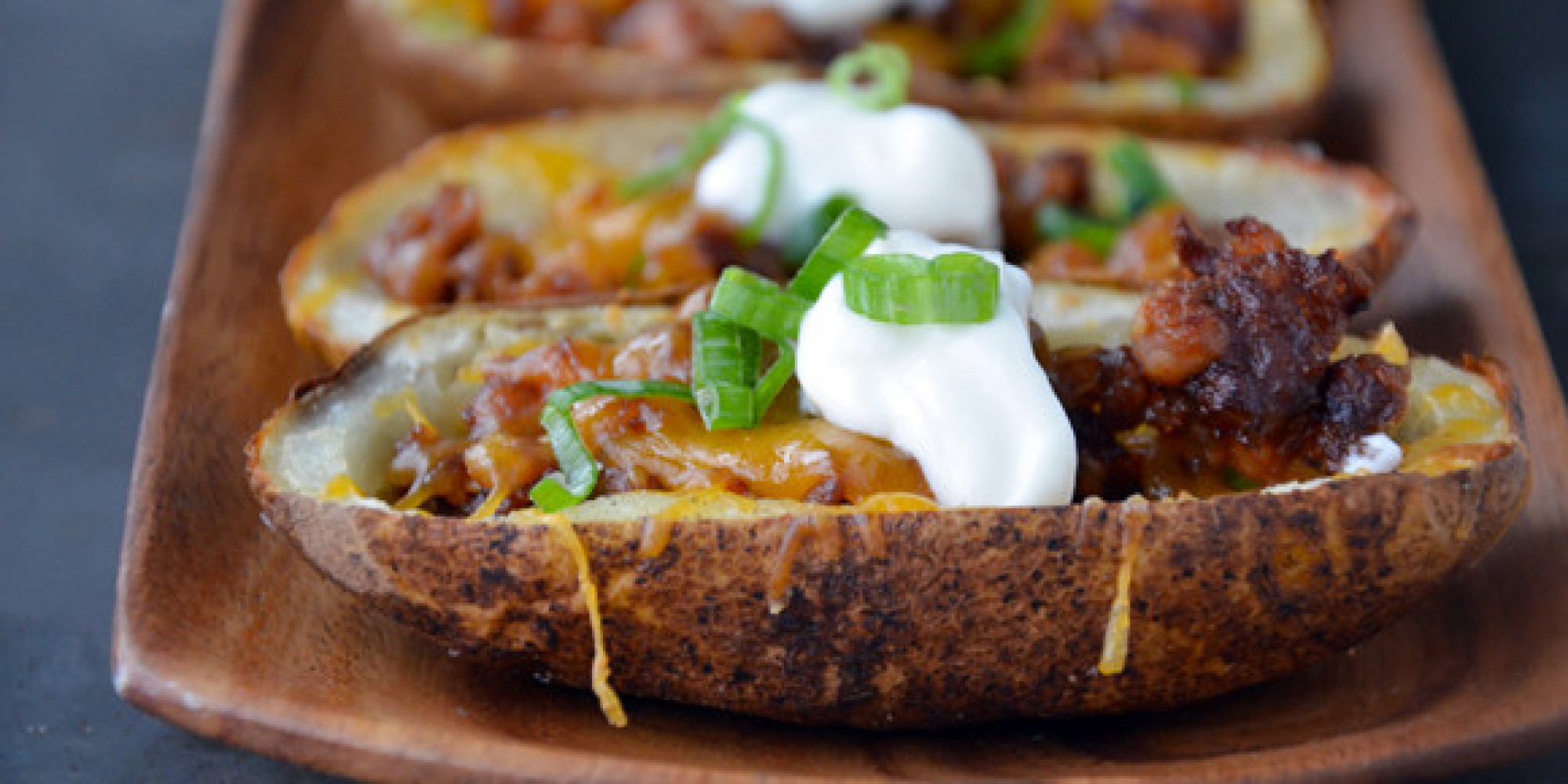 Ready For A Next-Level Potato Skins Recipe? (PHOTOS)