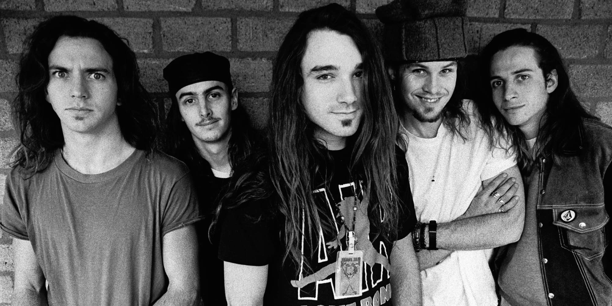 ... Is Alive In These 16 Vintage Pearl Jam Photos | The Huffington Post