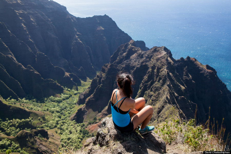 The Best Hike In Hawaii Might Be The Awaawapuhi Trail On