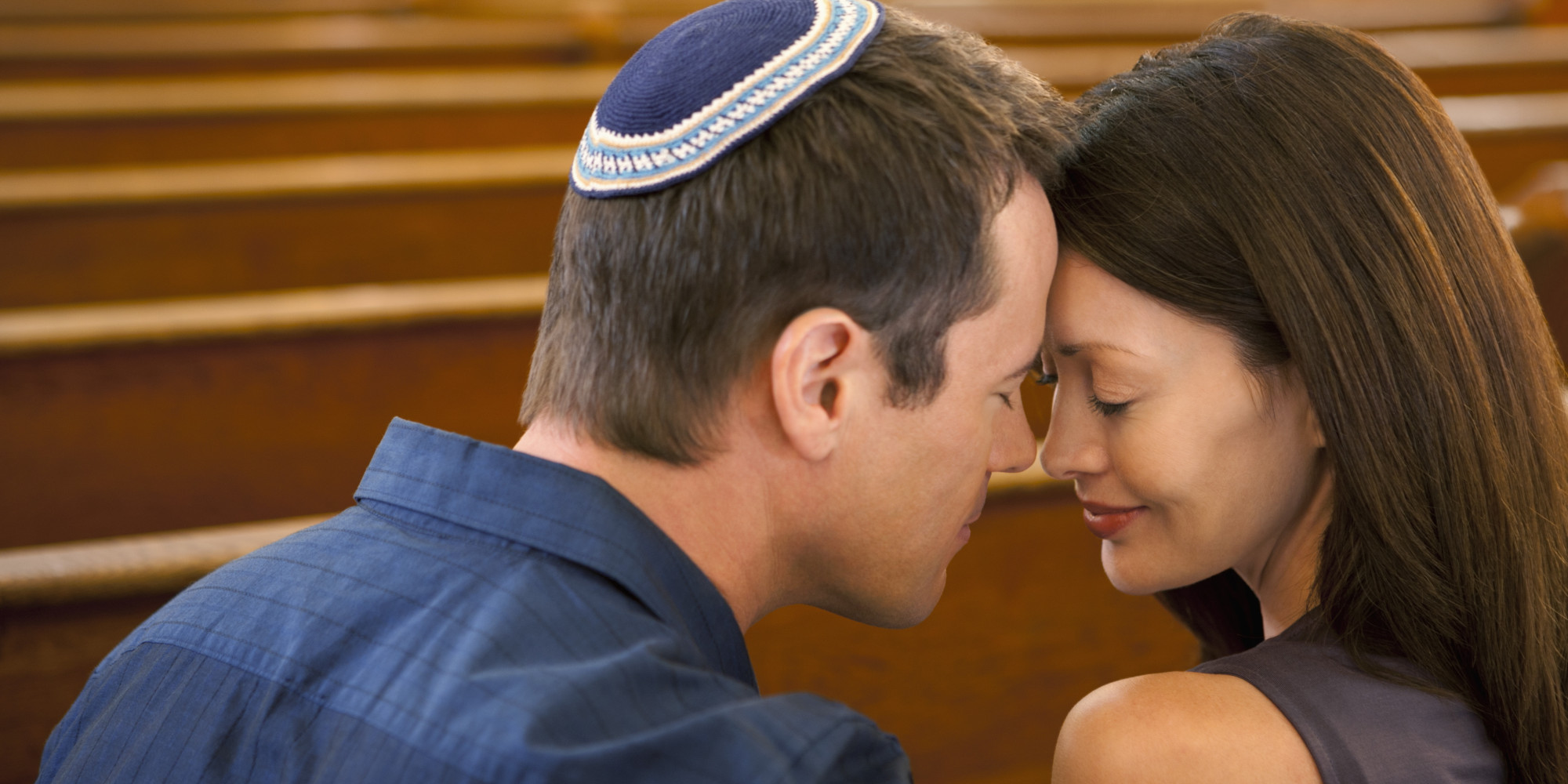 dating an orthodox jewish man black