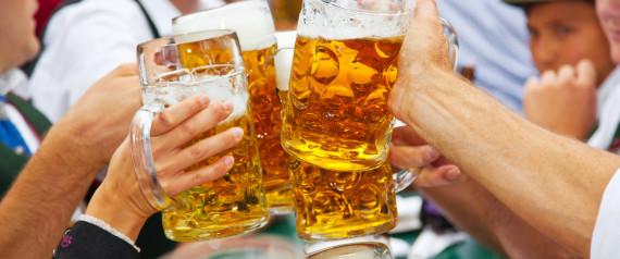 DRUNK OKTOBERFEST