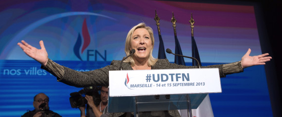 Marine Le Pen collectif racine