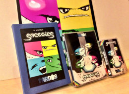 the speccies spectrum game