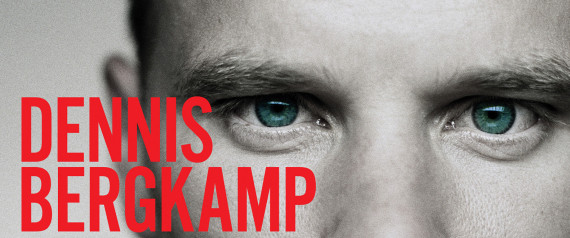 DENNIS BERGKAMP STILLNESS AND SPEED