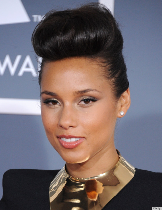 17 Pompadour Hairstyles We'd Actually Dare To Try (PHOTOS) | HuffPost