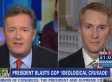 Piers Morgan To GOP Rep. James Lankford: Why Should You Get Paid During Shutdown? (VIDEO)
