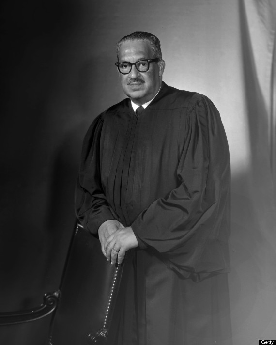 This Day In History: Thurgood Marshall Becomes The First African ...