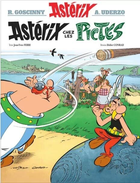 asterix pictes