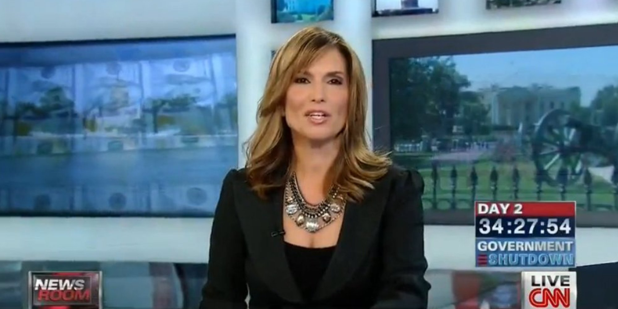 CNN's Carol Costello Takes A Shot At Fox News Site For ... - photo#42