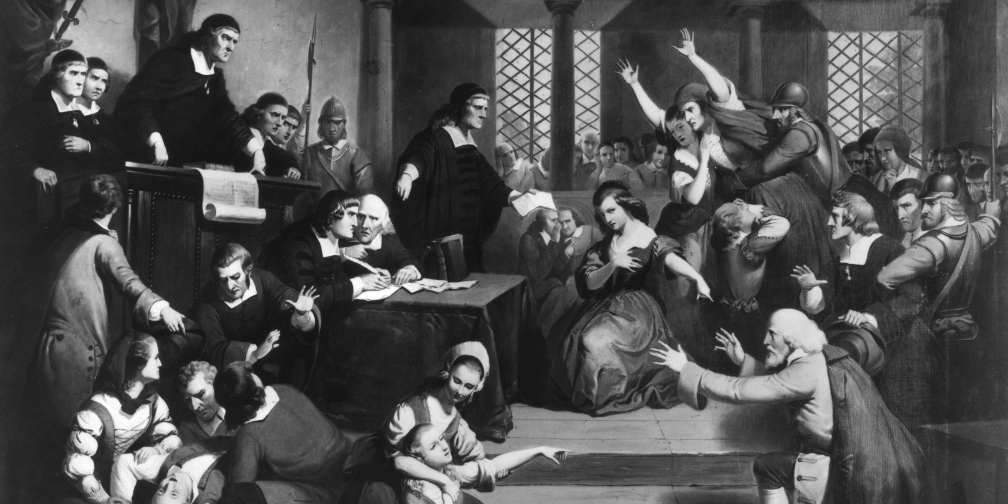 9 Reasons You Might Have Been Suspected of Witchcraft in 1692 ...