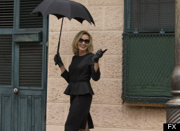 New Fabulous, Terrifying & Exciting 'Coven' Pics