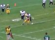 This Is The Craziest/Luckiest Two-Point Conversion Ever (VIDEO)