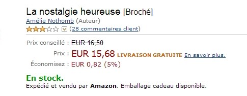 amazon librairies
