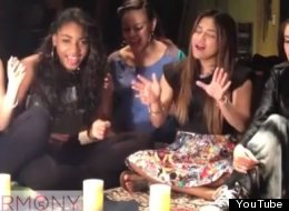 Fifth Harmony's Gorgeous Ariana Grande Cover (VIDEO)