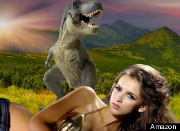 JURASSIC PORK: Now You Can Read 'Dinosaur Erotica'