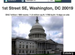 U.S. Capitol Building for Sale