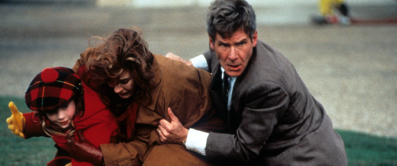 HARRISON FORD PATRIOT GAMES