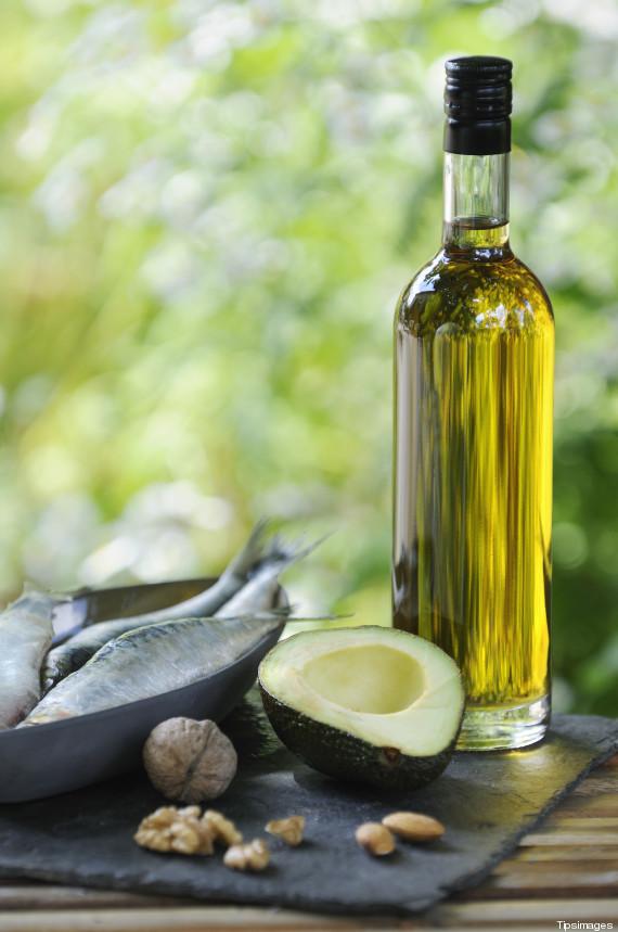 avocado olio