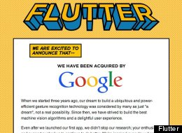 Google Has A Flutter