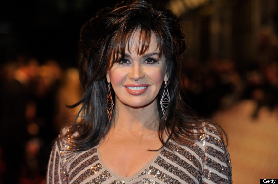 Look Marie Osmond Ditches Signature Look For Completely