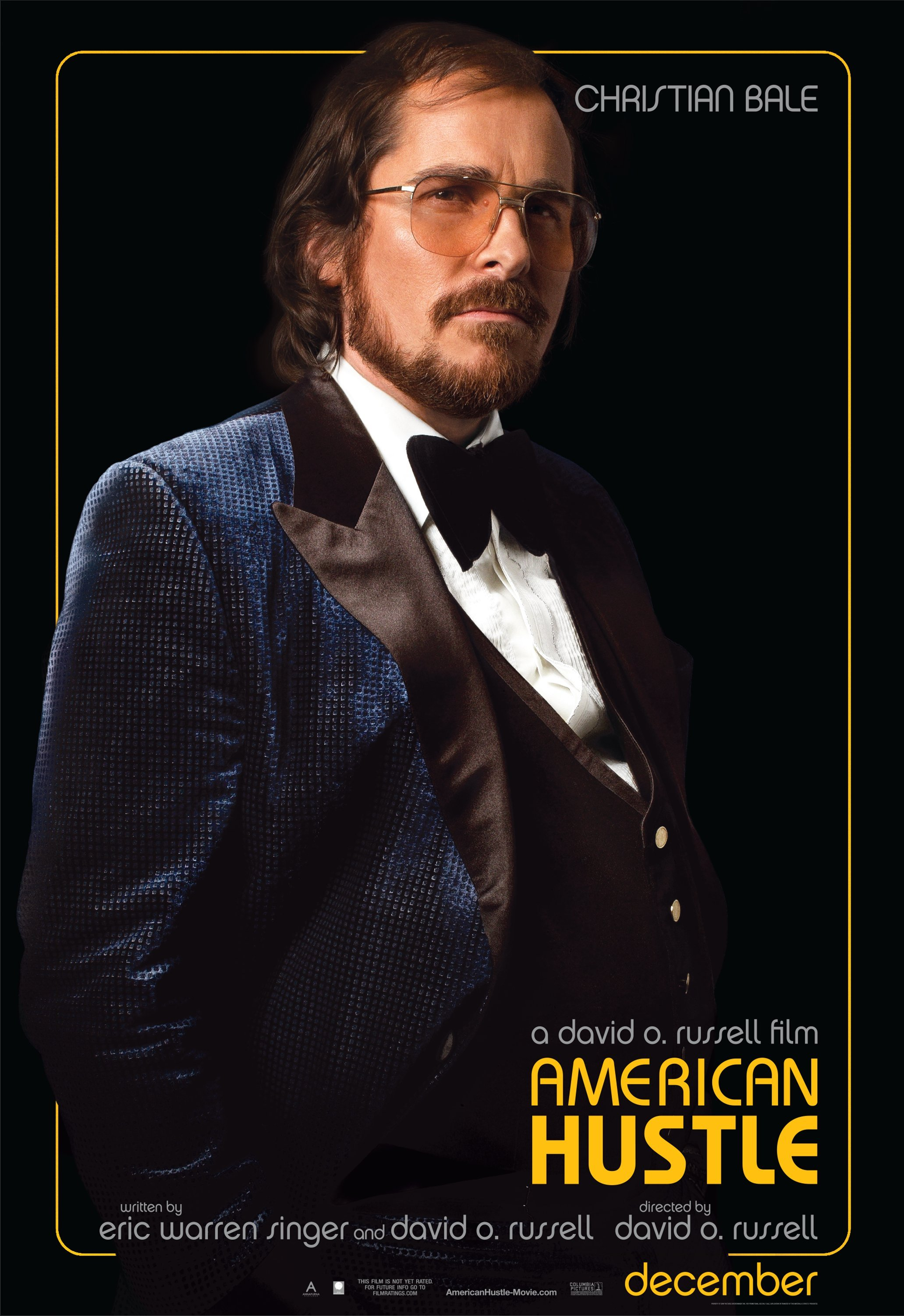 'American Hustle' Posters Reveal Vintage Looks From ...