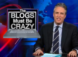 Jon Stewart Blogs