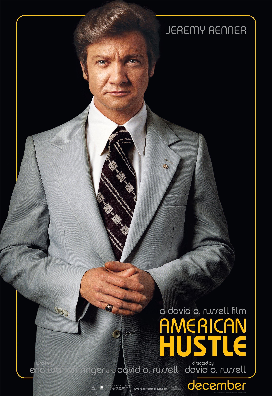 american hustle posters