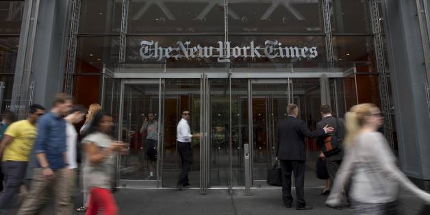 New York Times' Public Editor Calls Out Newspaper's ...