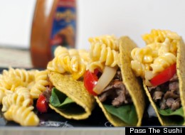 The Craziest Tacos On The Internet