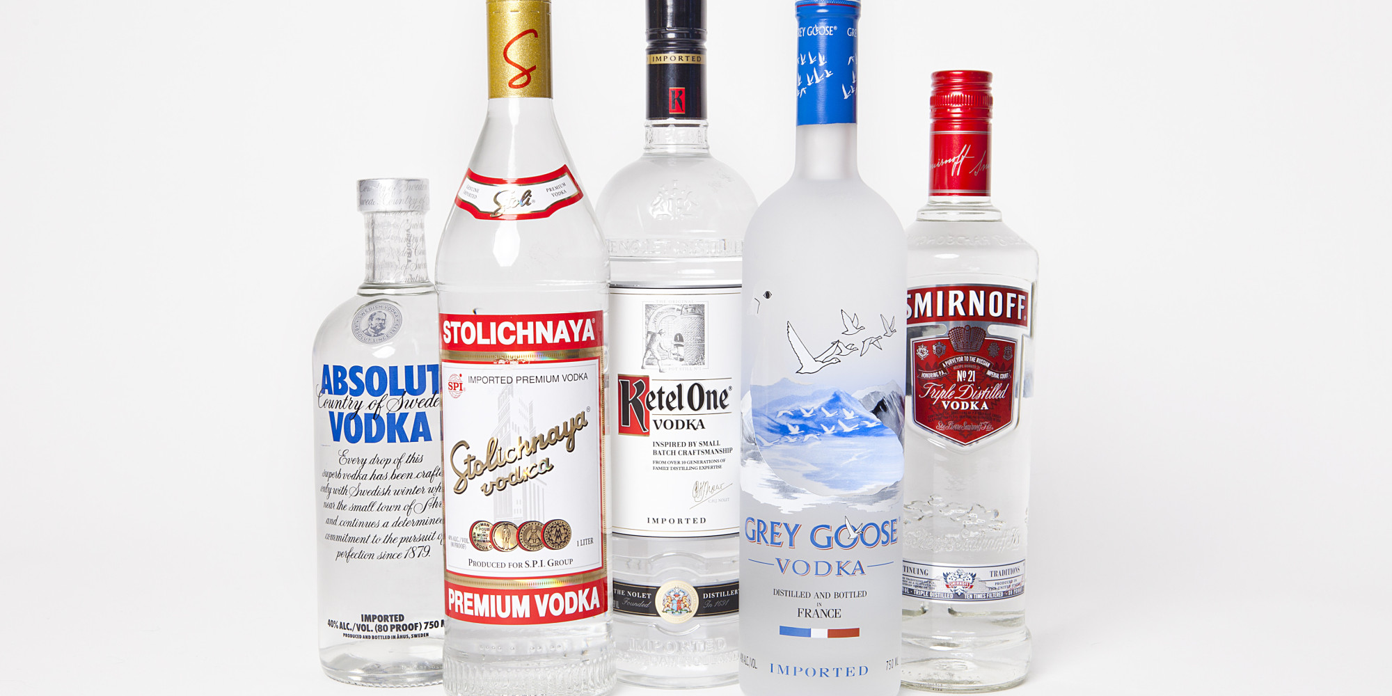 What 39 s the best tasting vodka in america taste test huffpost - What to do with cheap vodka ...