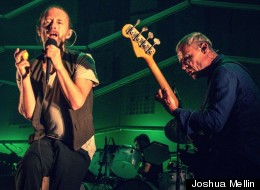 LOOK: Thom Yorke, Flea Bring Atoms For Peace To Chicago