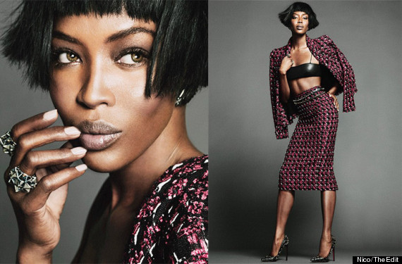 naomi campbell the edit