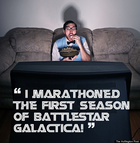 tv nerd