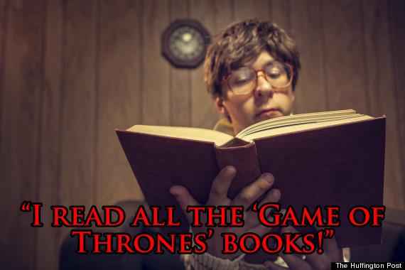 game of thrones nerd