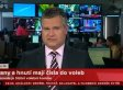 Penis Makes Surprise Appearance On Czech News Broadcast