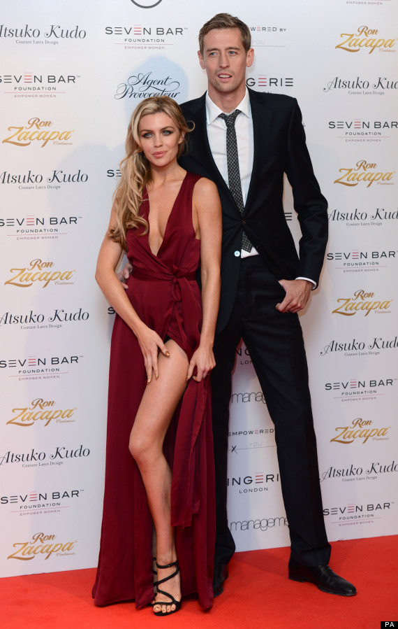 Strictly Come Dancing's Abbey Clancy Reveals Husband Peter ...