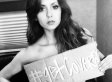Nina Dobrev Poses Topless In Support Of Obamacare