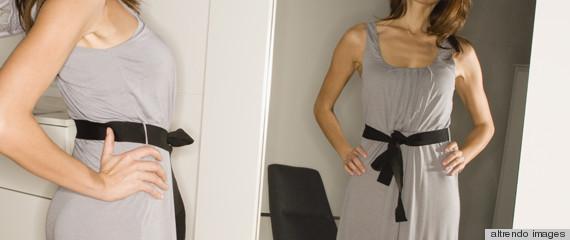 women getting dressed