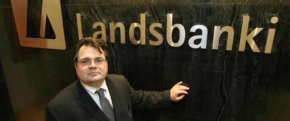 BANKS ICELAND LANDSBANKI