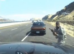 oregon highway shootout