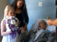 WATCH: Dad Attends His Daughter's 'Wedding' From Hospital Bed