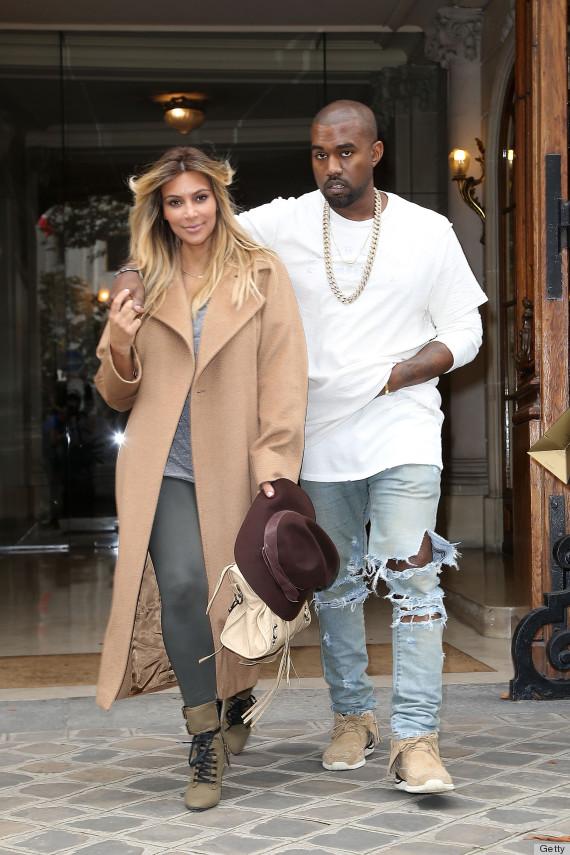 kim kardashian max mara coat