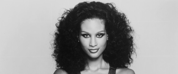 BEVERLY JOHNSON GLAMOUR
