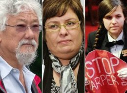 david suzuki theresa spence brigette depape