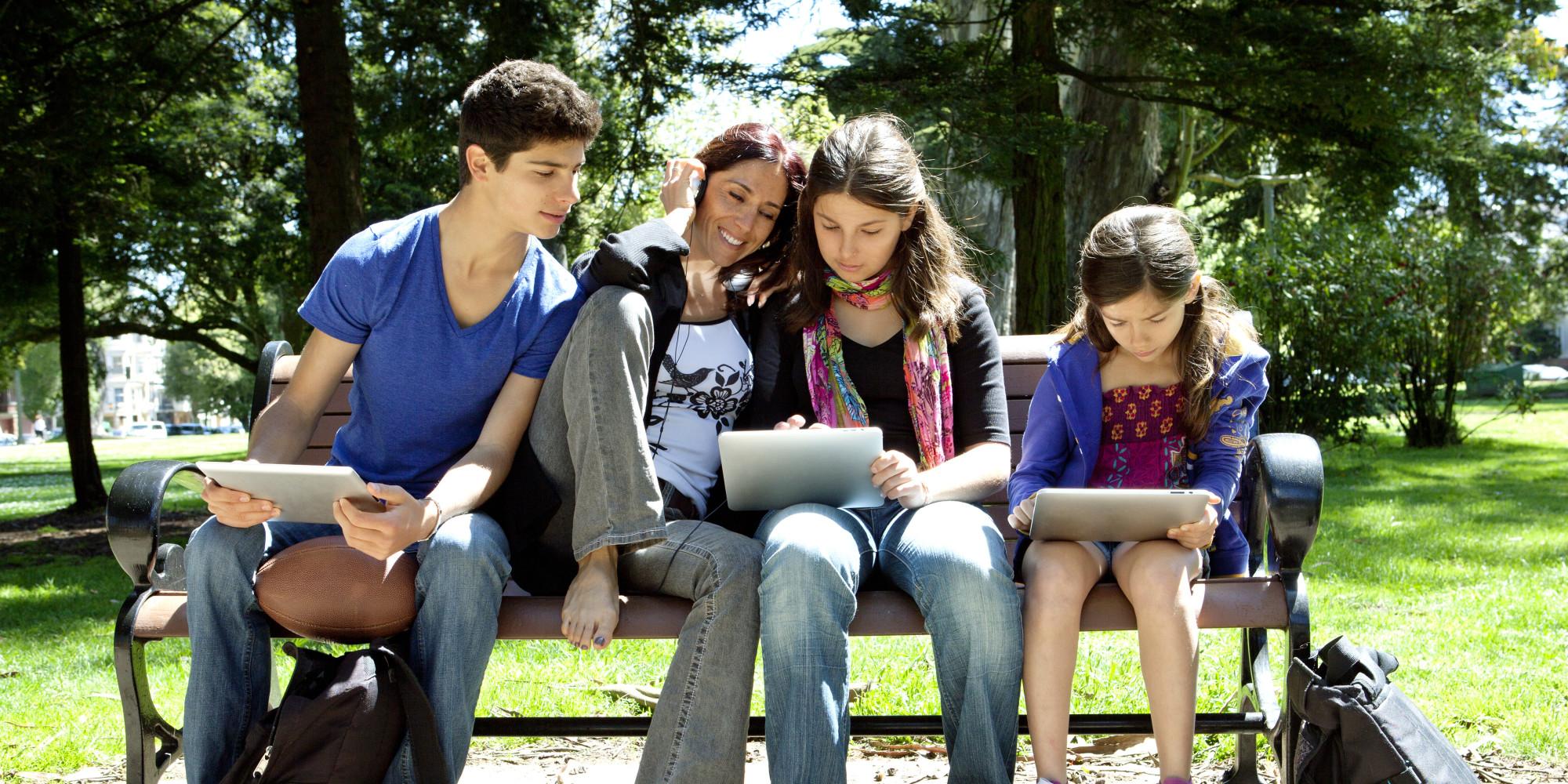 On Helping Teen 18