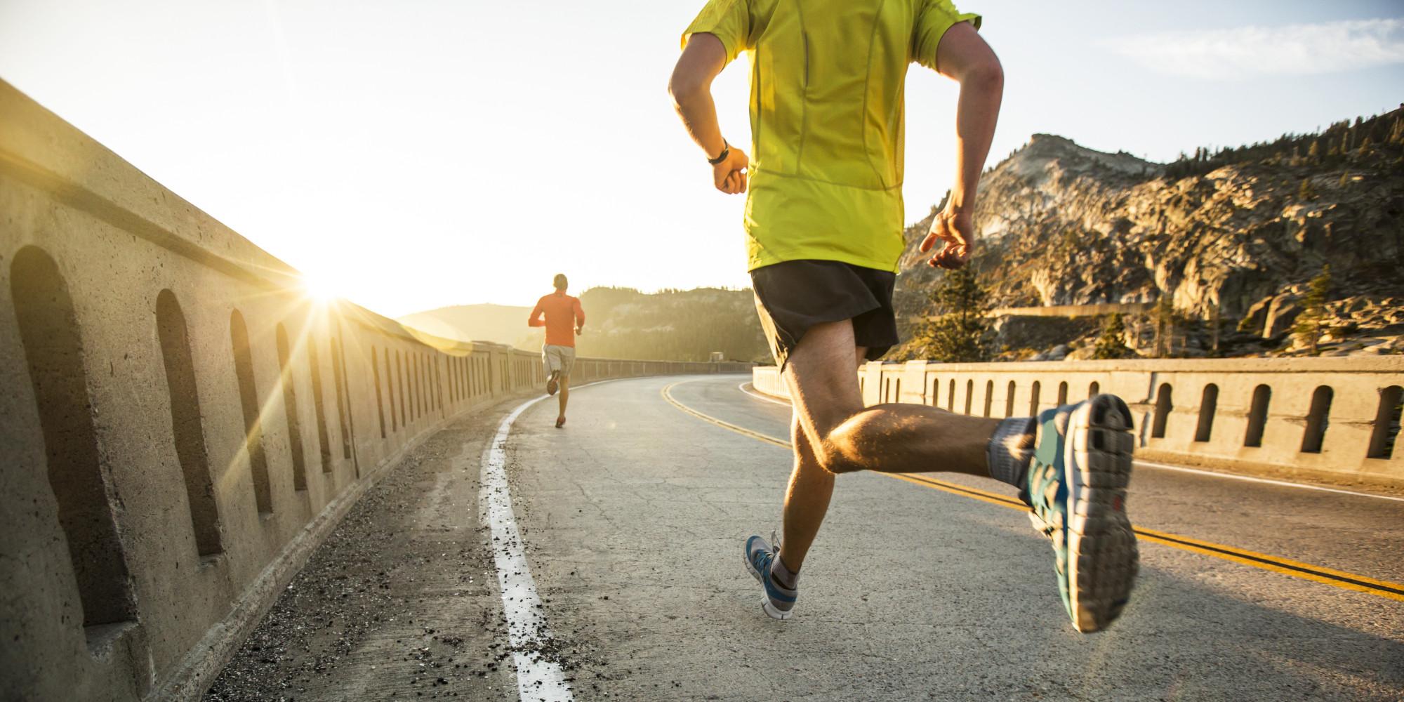 5 reasons to run tomorrow morning